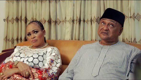 Nigerian parents